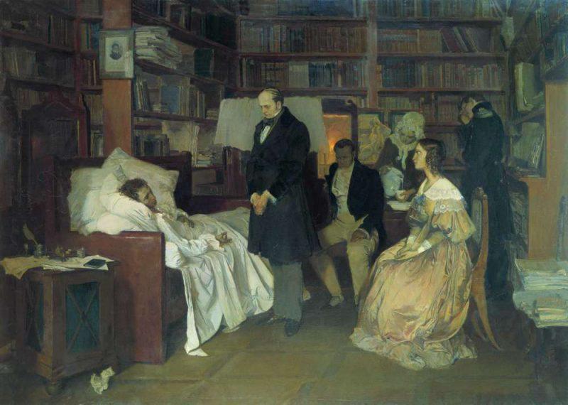 Смерть Пушкина