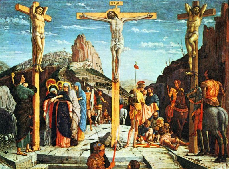 казнь на кресте