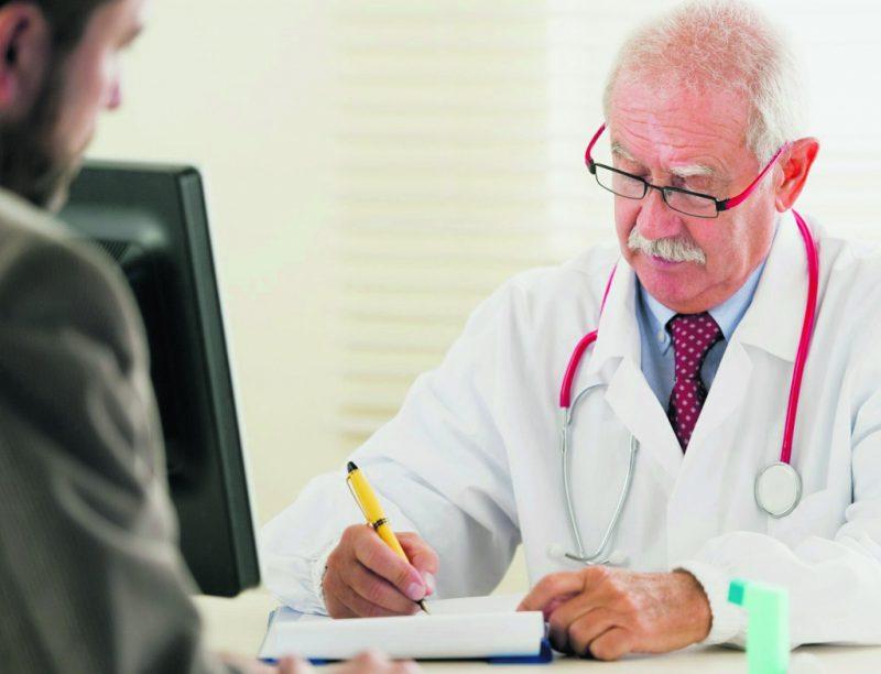 геморрой врач