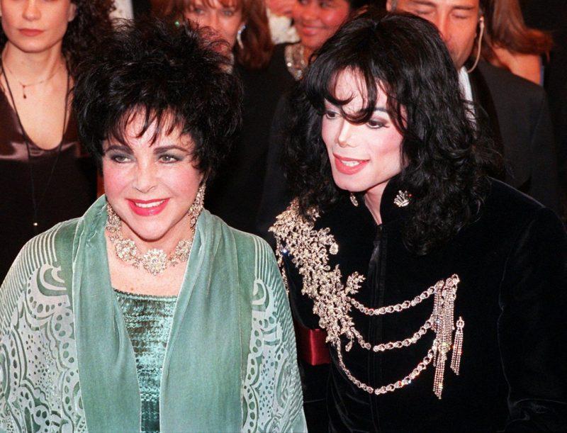 Майкл и Элизабет Тэйлор были друзьями