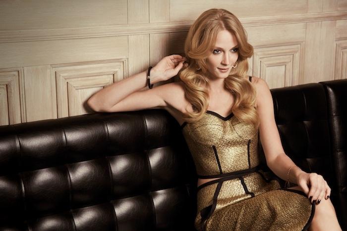 Одна из самых прекрасных и востребованных российских актрис