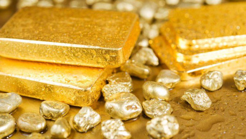 много золота во сне