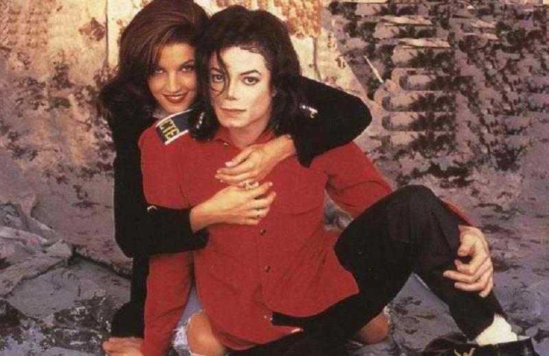 Майкл и Лиза-Мария