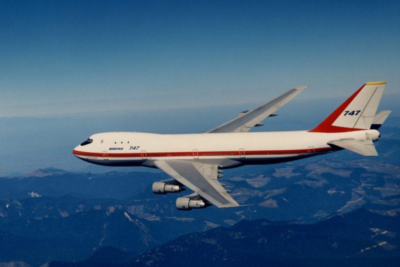 Boeing 747 - король в небе