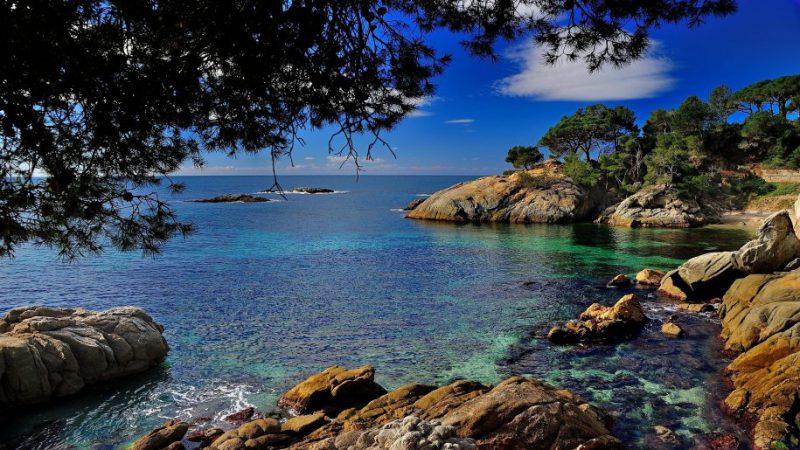 Средиземное в море в Испании