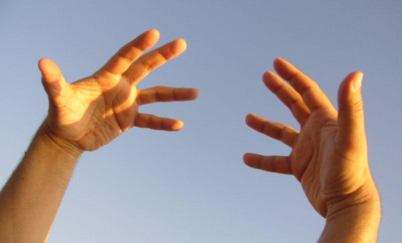 зуд левой руки