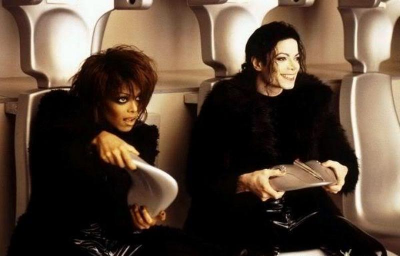 Клип Майкла Джексона и Джанет Джексон «Scream»