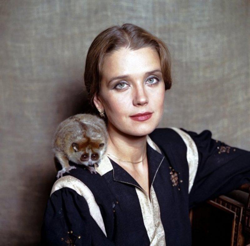 актриса ирина алферова