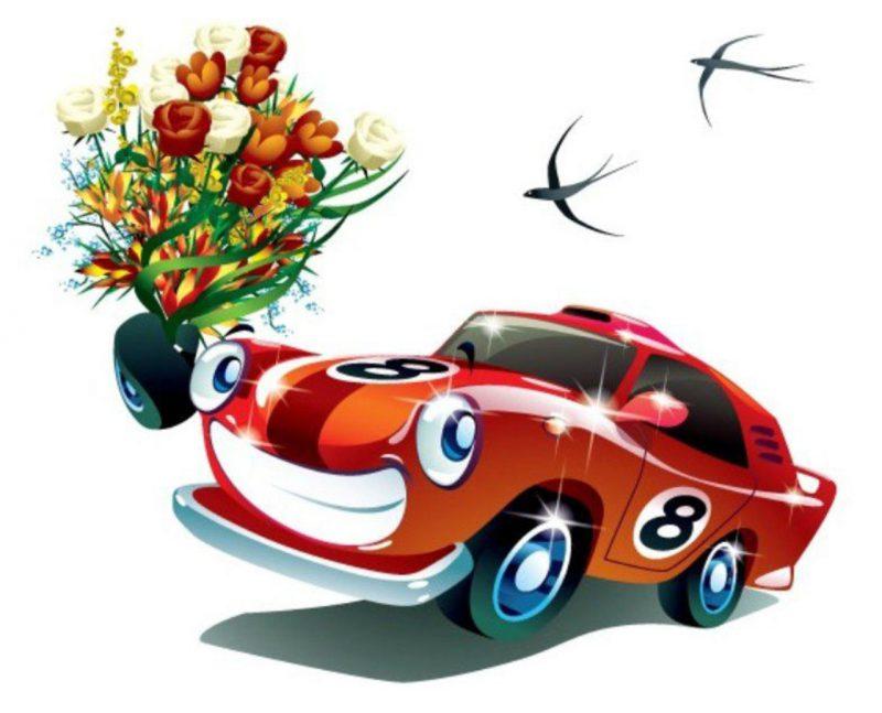 день автомобилиста в россии