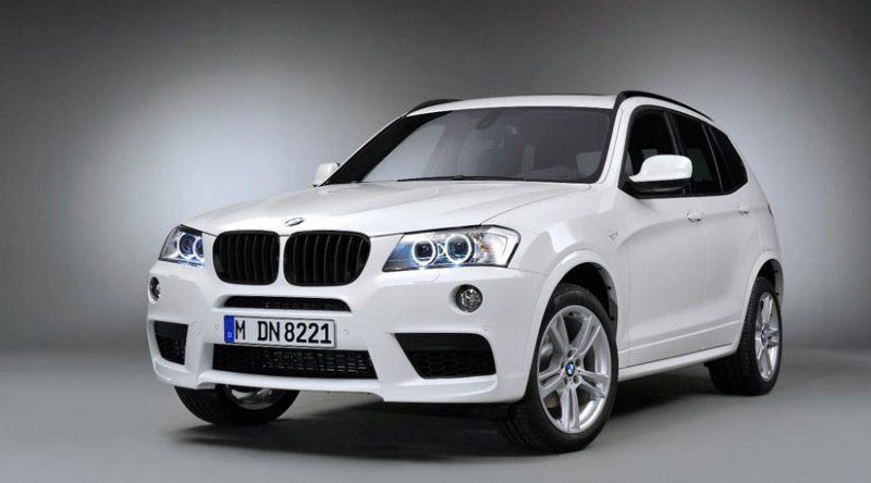 Кроссовер BMW X3 SUV