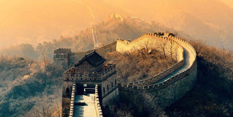 исторические места Китая
