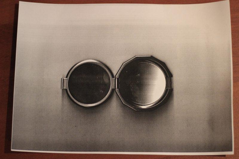 сканер зеркала