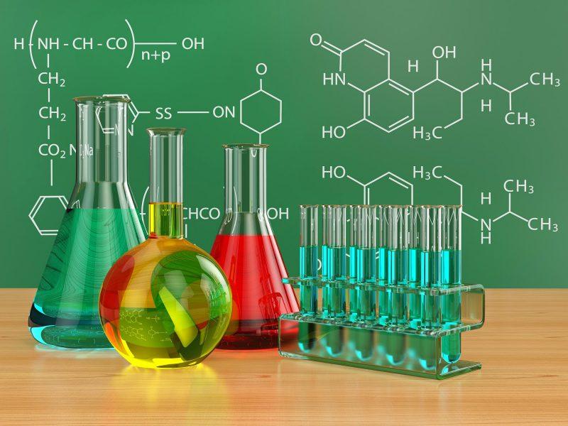 что такое химия
