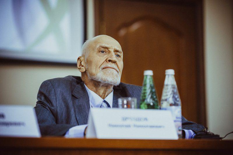 Николай Дроздов стал виновником ДТП