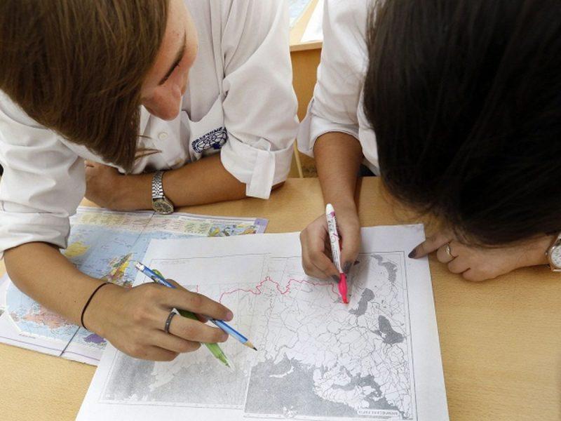 Что показал географический диктант?