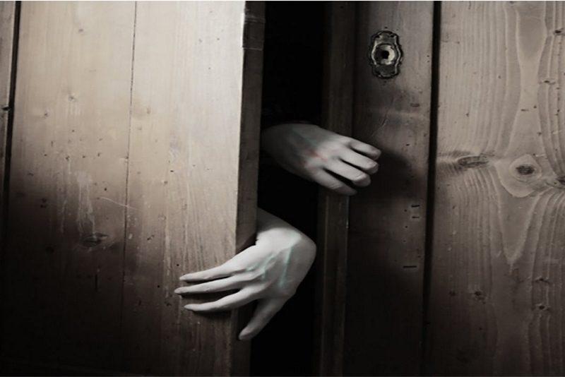 Незнакомка из шкафа