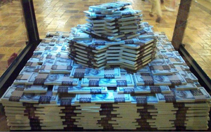 джекпот в деньгах