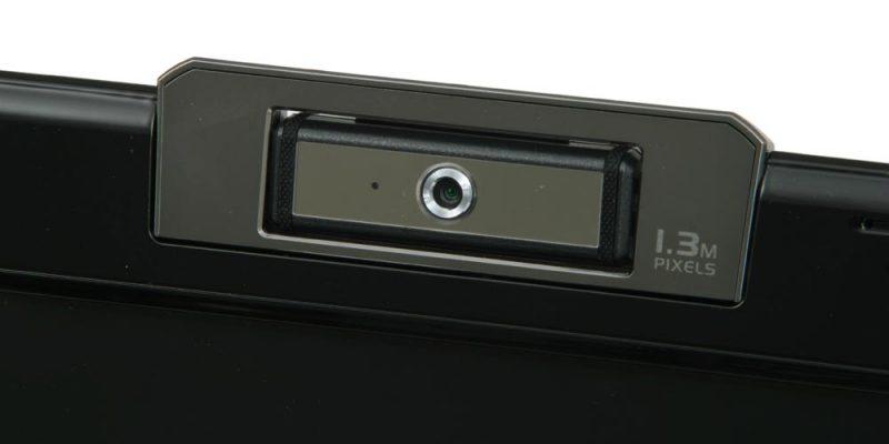 камера на ноутбуке