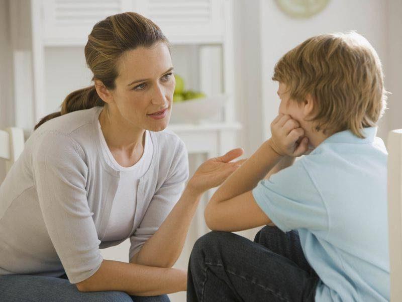 Говорим с ребенком 5-7 лет