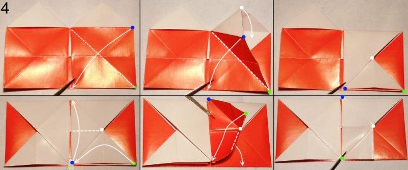 конверт-оригами