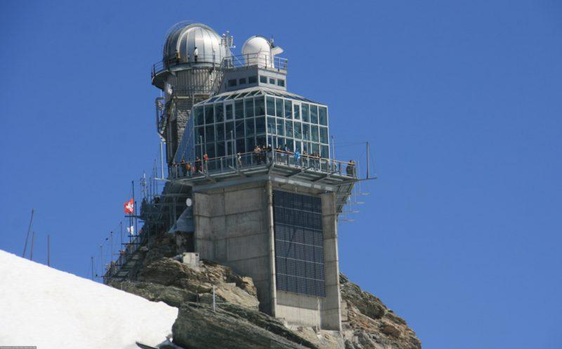 обсерватория Сфинкс