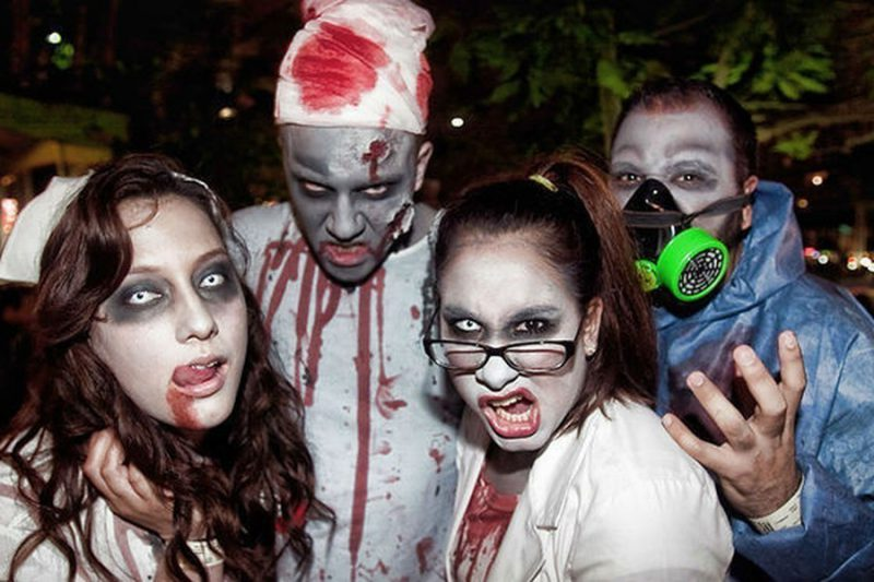 особенности Хэллоуина