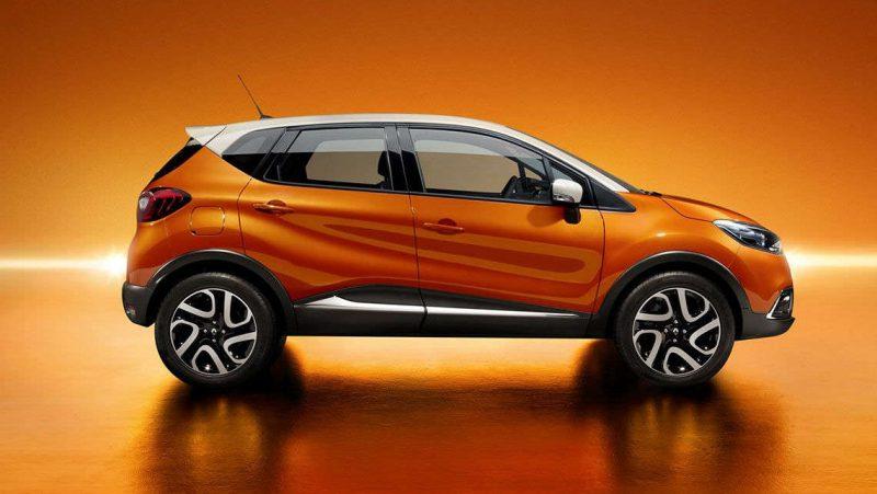 Кроссовер Renault Captur SUV