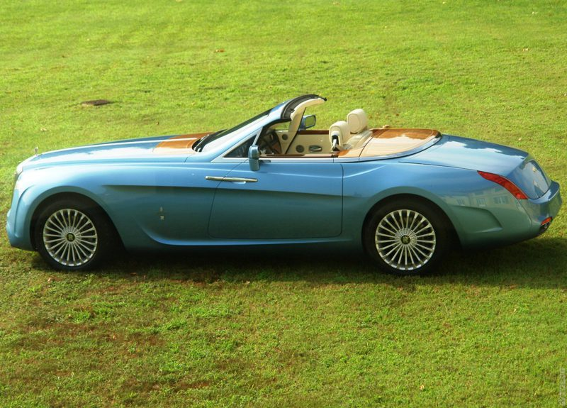 Rolls Royce Pininfarina Hyperion