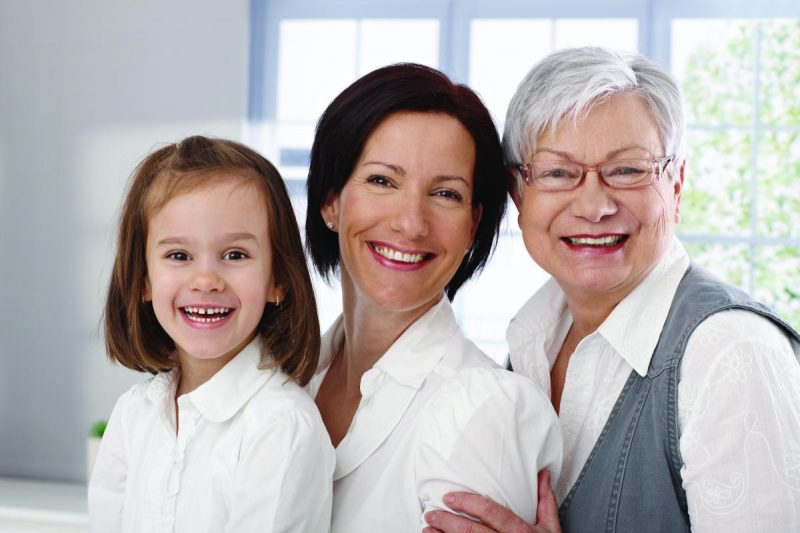 портрет для бабушки