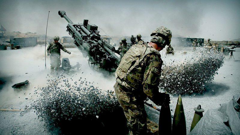 толкование снов про войну