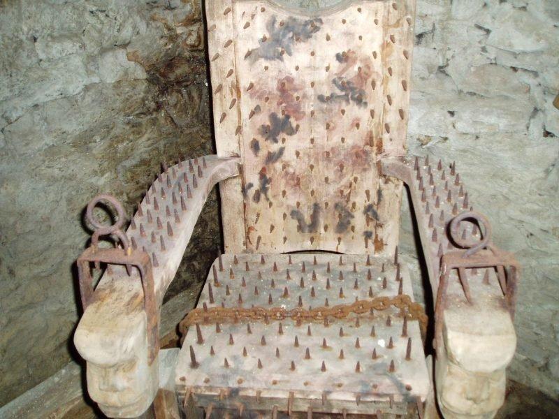 ведьмино кресло