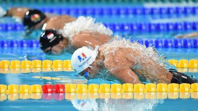 Самый быстрый пловец в мире