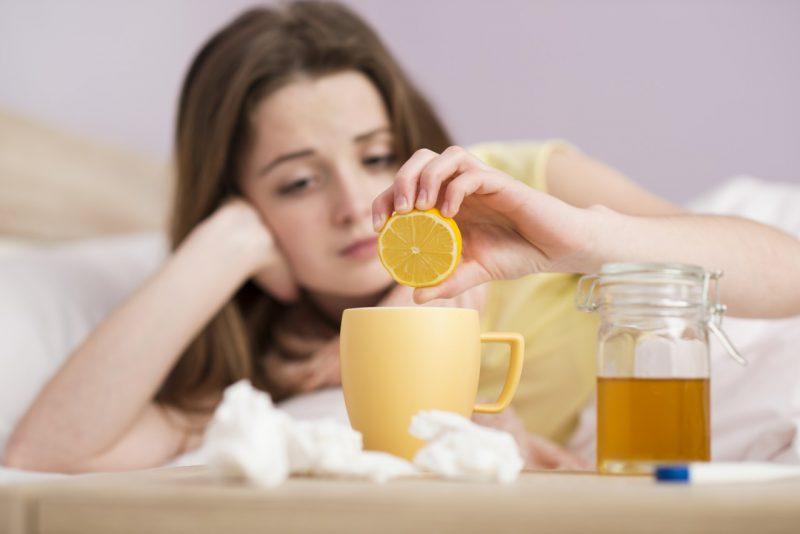 чай от гриппа