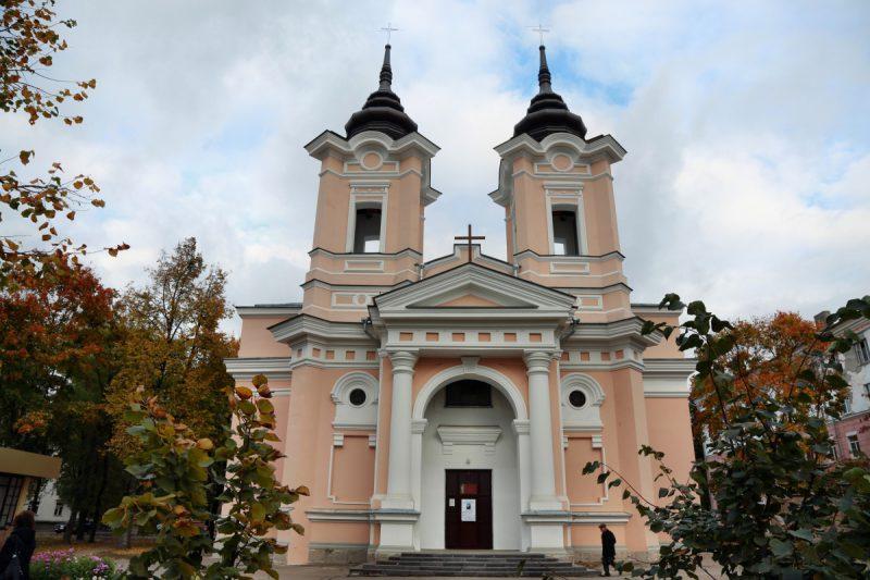 Католическая церковь святых Петра и Павла