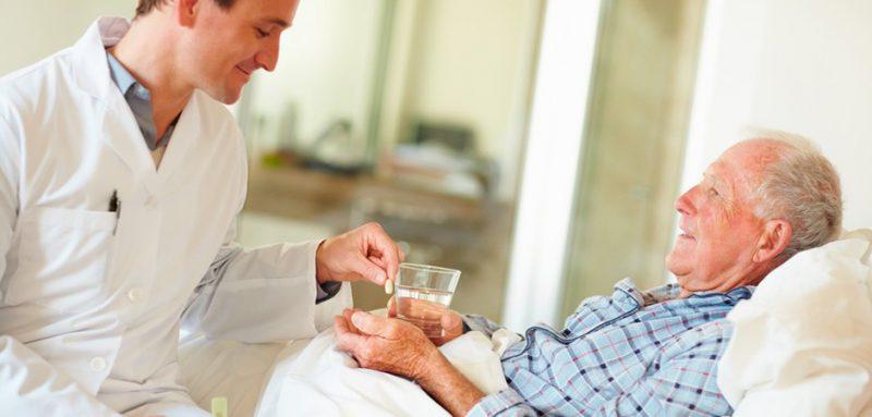 прием таблеток во время гриппа