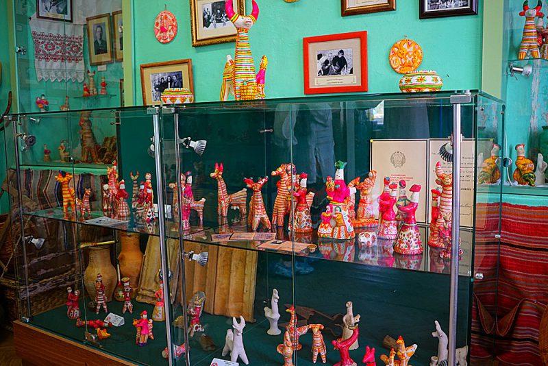 Музей «Филимоновская игрушка»
