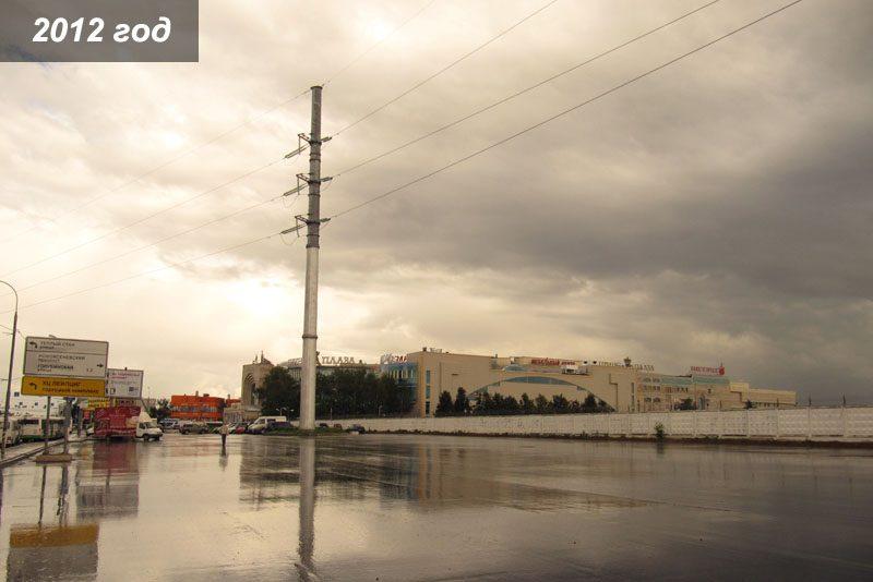 высочайшая точка Москвы