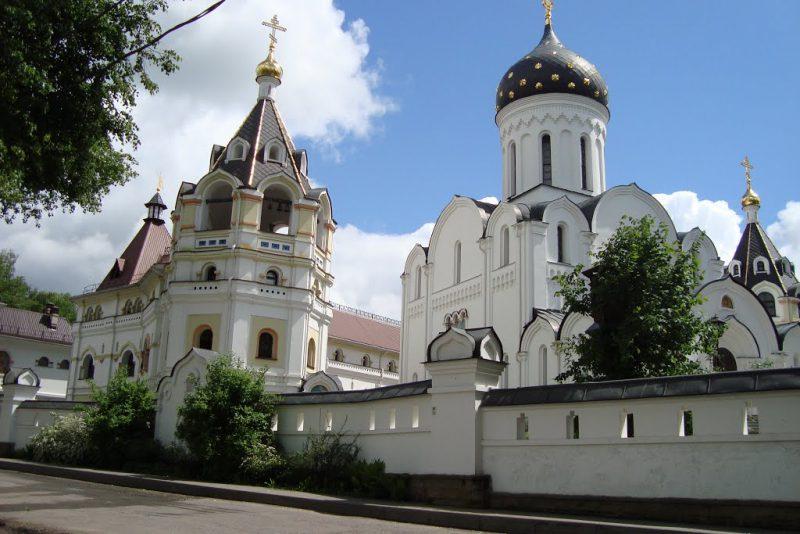 Свято-Елизаветинский монастырь