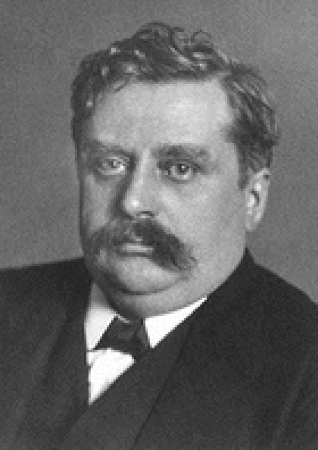 Швейцарский химик Альфред Вернер
