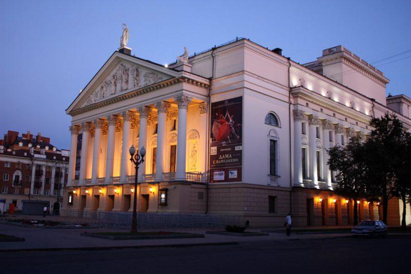 Татарский театр оперы и балета