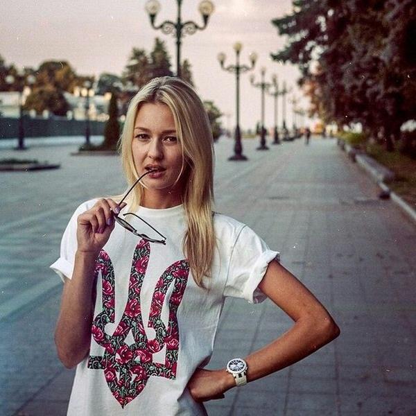 Актриса популярна как в Украине, так и в России