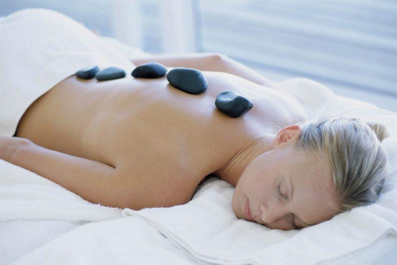 массаж для расслабления