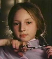 Первая актерская работа Кристины Орбакайте – фильм «Чучело»