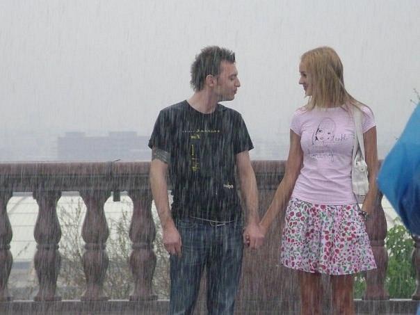 Евгения снималась в клипе группы «Звери» - «Я с тобой»