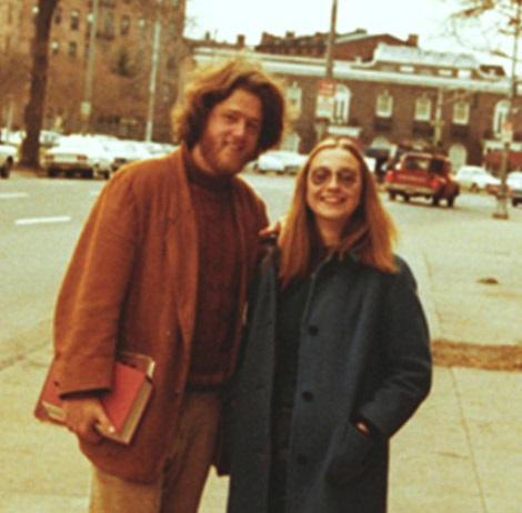 Билл Клинтон и Хиллари