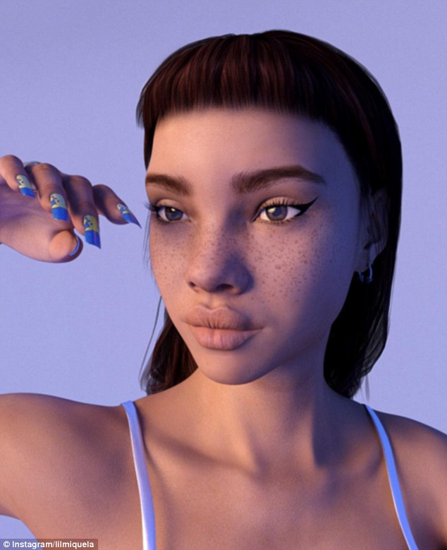 микаэла персонаж компьютерной игры