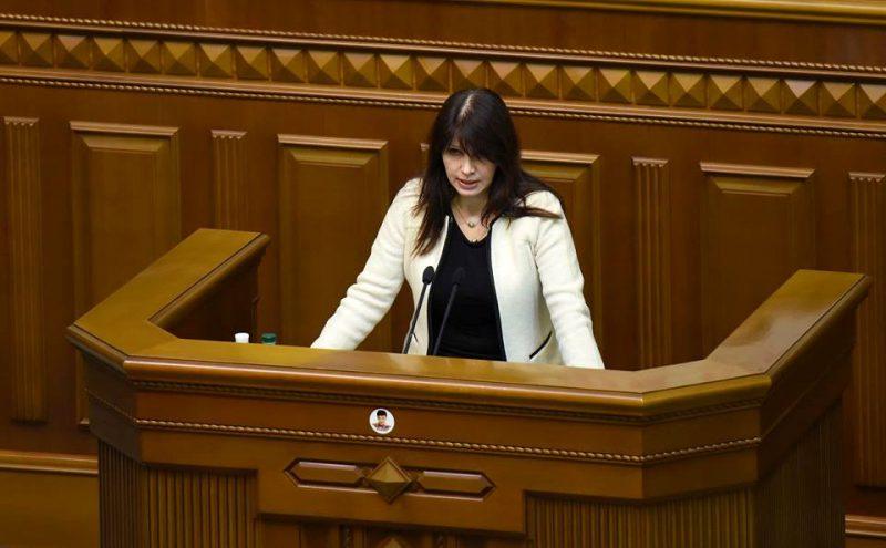 Фриз – автор законопроекта по лишению журналистов из России аккредитации в органах госвласти Украины