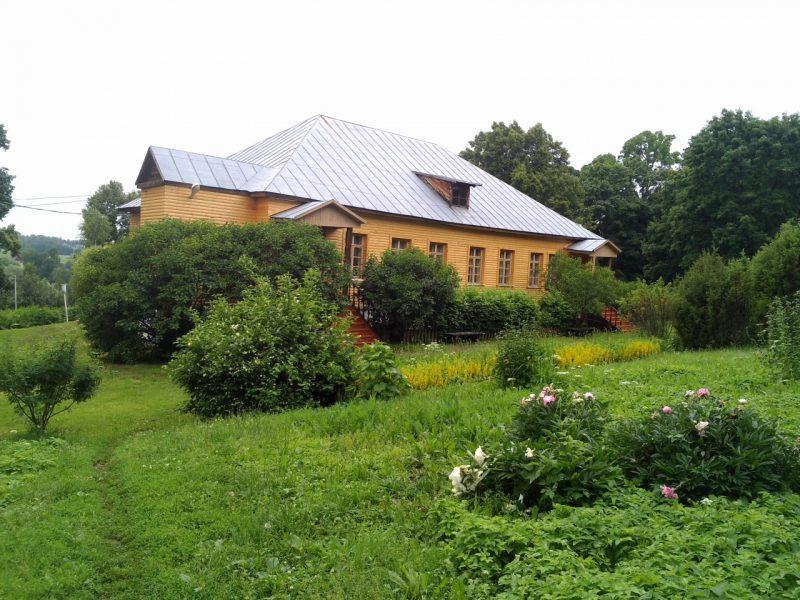 Музей-усадьба Болотова