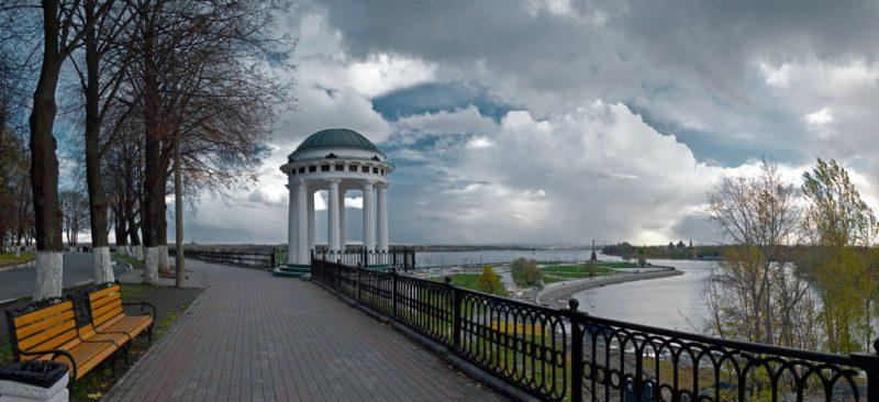 ярославская набережная