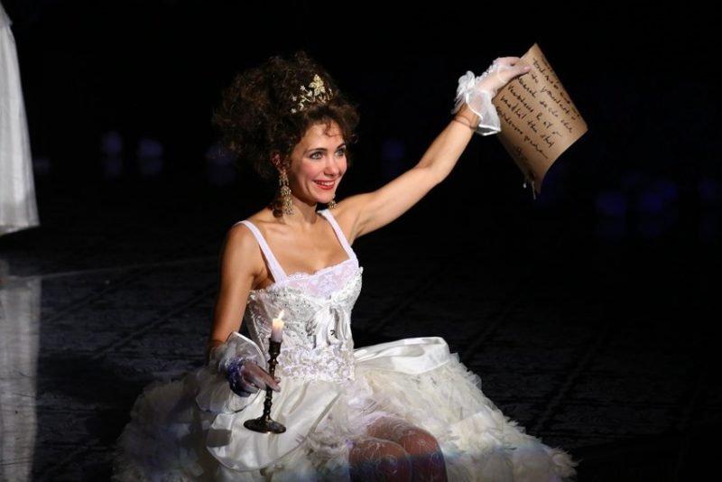 Екатерина Климова на театральной сцене